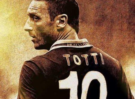 """Totti: """"Sto benissimo, finché il fisico regge vado avanti"""""""