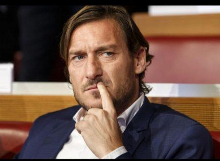 Totti allenera' nel settore giovanile.
