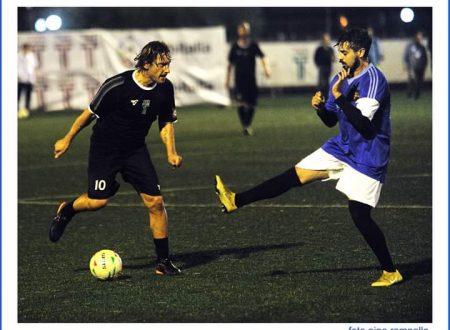Francesco Totti è tornato in campo a giocare