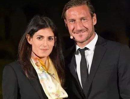 Francesco Totti entra in politica.